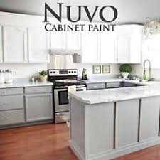 nuvo abstract ash cabinet paint kit totally want to do this to