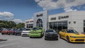David Dodge Chrysler Jeep RAM | Chrysler, Dodge, Jeep, Ram Dealer In ...
