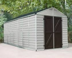 Shelterlogic Run In Sheds by Plastic Sheds And Plastic Storage Shed Kits Sheds Com