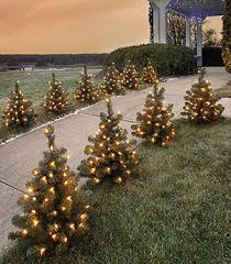 Prelit Artificial Christmas Trees Pre Lit