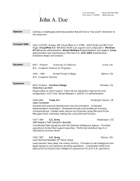 Sample Resume Experienced Lecturer Computer Science Valid For Puter Post Inspirationa