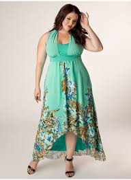 Maxi Spring Summer Dresses For Women Plus Size