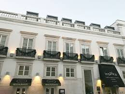 100 Inspira Santa Marta Hotel Lisbon With Doris Dicky