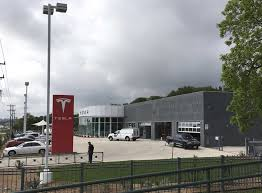 100 Used Trucks San Antonio Tx Tesla Nears Opening Day For Its Showroom