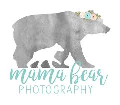 Mama Bear Photography Logo