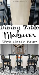 Dining Table Makeover With Chalk Paint ⋆ Love Our Real Life Table Kitchen With Leaf Luxury 37 Top Ding Painted And Chairs Gouglericom Chairs Table Makeover With Annie Sloan Chalk Charcoaley Tables And Car Paint Extravagant Staing Pating Used Room Elegant White Color Ideas Appliances Tips Vintage Set A Transformation Fusion Mineral How To Transform A Bluesky Fniture Before After Inviting Diy