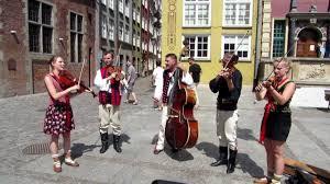 best modern folk bands popular song gdańsk pomeranian poland europe
