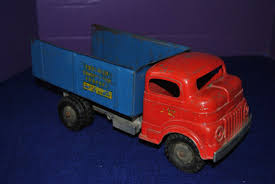 Vintage 1950's Structo Toyland Construction Company No. 844 Hi ... 1950s Structo Hydraulic Toy Dump Truck Vintage Nice Yellow Toy Truckgreen Trailer Yellow Steam Shovel Farms Cattle Hauler Steel Trailer Light 992 Vintage Grnuploweredga Structo Toys Freight Hauler Truck Fire Engine Ardiafm Hap Moore Antiques Auctions Lot Of 2 Machinery Steam Shovel Pressed Steel Hydraulic Dumper 401 Red Cab Yellow Toys R Us Pressed