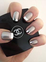 Mirror Nail Polish Art Designs 2014 2015 for Women