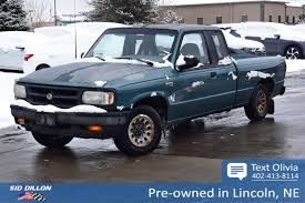 100 1994 Mazda Truck PreOwned BSeries 2WD SE In Lincoln 4N1954B