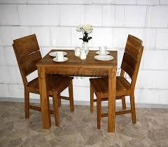 kleine tische bistrotische küchentische aus echtholz