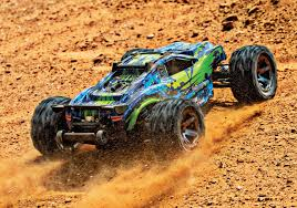 Traxxas Rustler 4x4 VXL Stadium Truck Green - One Stop RC Hobbies Traxxas Rustler 110 Rtr 2wd Electric Stadium Truck Rock N Roll W White Tra370541wht 370764rnrs Vxl Brushless Xl5 Battery And Nitro 25 With Tsm Blue Tra370541blue 4wd Scale Rc Car Wikipedia Traxxas Rustler Blue Brushed Tq 24