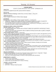 Resume Sample For Icu Nurse Manager Examples Krida