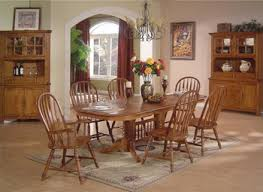 Oak Dining Room Sets For Sale Chairs Antique
