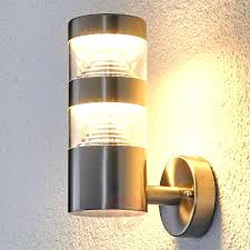 light led outdoor wall lights home depot exterior with motion