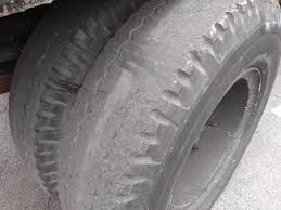 100 Used Truck Tires On A Truck That Was Still Being Used Daily Justrolledintotheshop