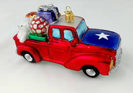 Christmas Ornaments. Truck Christmas Ornament: Foco Green Bay ...