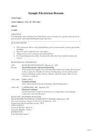 Plumbing Apprentice Cover Letter Plumber Resume Templates Helpful