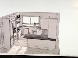 baublog planung und angebot küche neubau okal doppel