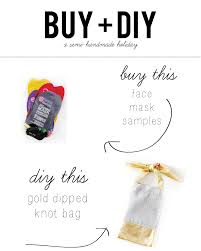 Make A Bag The Right Size For Face Mask Pouches And Give It As Gift