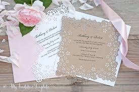 Laser Cut Wedding Invitations Diy For Model The Design With Glamouros Ideas Modern 14