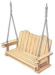Farmstead Project Build A Porch Swing