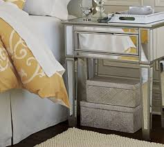 Sideboard Park Mirrored 1 Drawer Bedside Table | Pottery Barn For ... Bedroom Deluxe Mirrored Bedside Table Design Featuring Black Legs Pottery Barn Kensington Mirror 3534 Nightstand For Powder Rooms Storage Exquisite Charlotte Ad83ebe7ff54 Mesmerizing Extra Wide Tables 7719 13829940 1200 Tanner Coffee Ideas Bitdigest Best 25 Contemporary Nightstands Ideas On Pinterest Popular And Elegant Dresser Chest Youtube Perfect With 3 Drawers Side Interior Park 2drawer Au