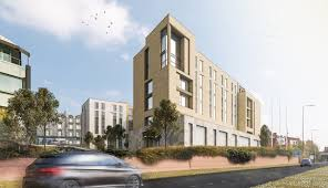 100 Edinburgh Architecture Dundee Street GWP