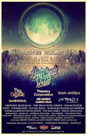 Hangtown Halloween Ball Stream by Hulaween Positive Vibe Tribe