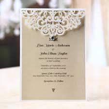 Image Of Lace Wedding Invitations Adelaide