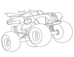 Lightning Mcqueen Coloring Pages Printable Pdf Lighting Monster Jam Truck Full Size