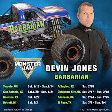 We Are Pumped To Be Competing With... - Barbarian Monster Truck ... Monster Jam Okc 2016 Youtube Amazoncom Hot Wheels Daredevil Mountain Mauler Tasure 100 Truck Show Okc Tra36034 1 Traxxas U0026 034 Results Jam Ok Youtube Vs Grave Digger Theme Song Mutt Oklahoma City Ok Hlights Dooms Day Trucks Wiki Fandom Powered By Wikia Announces Driver Changes For 2013 Season Trend Strawberry Ruckus