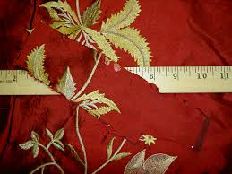 Designer Silk Drapery Home Decor Fabric Embroidery Borders Ruby Decorations Mint Home Decor San Francisco Green And Coral Enford Jacquard Woven Texture Designer Geometric Pattern Fabric Hobby Lobby Richloom Fruition Neat Design Victoria Cut Velvet Gray Braemore Fern Twill Spring Gypsy Stripe Red Turquoise Khaki Store With Vintage Upholstery Blue Damask Cheap Gingham Checks Waverly Fabrics Discount Shop Awesome Fabriccom