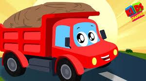 100 Dump Truck Song Cars Song Kids YouTube