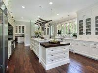 White Kitchen Wood Floors Fresh 143 Luxury Design Ideas Designing Idea