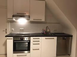 hochglanz einbauküche ikea küche mit elektrogeräten neff aeg
