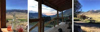 100 Wolf Creek Cabins Little Trail Gardiner Montana