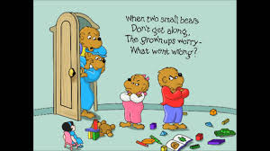 Berenstain Bears Christmas Tree Book by The Berenstain Bears Get In A Fight For The Pc Youtube