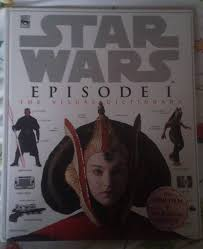 Star Wars Book Episode 1 The Visual Dictionary