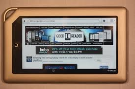 Barnes and Noble Nook Tablet Review