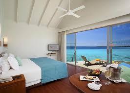 chambre sur pilotis maldives centara hotels resorts