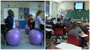 Ball Seats For Classrooms by Valley Teachers Take New Approach To Classroom Seating Wkbn Com