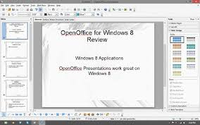 Download latest version of Open fice for Windows 10 8 1
