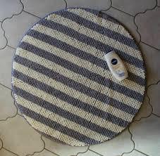 runde badezimmer vorleger matten badteppiche günstig