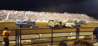 Flying Driveshaft Injures Three After It Leaves A Demolition Derby ...
