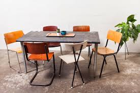 AMSTERDAM MODERN: MIX AND MATCH: SCHOOL CHAIRS | Workspaces ...