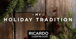 ricardo cuisine noel 5 magical microsites le site