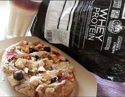 protein cookies kuchen rezept fitness24