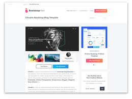 100 Modern Design Blog 30 Best Bootstrap Templates That Are Ready To Use