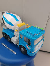 100 Cement Mixer Toy Truck Truck Cement Mixer S Games Others On Carousell